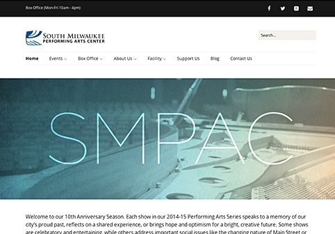 SMPAC Home Page
